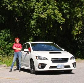 Krystyna Lagowski 2015 Subaru WRX