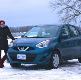 Krystyna Lagowski 2015 Nissan Micra