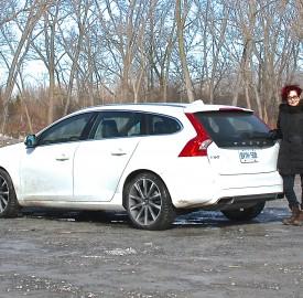 Krystyna Lagowski 2015 Volvo V60